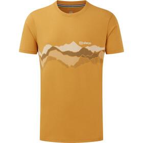 Sherpa Ulto Maglietta Uomo, giallo